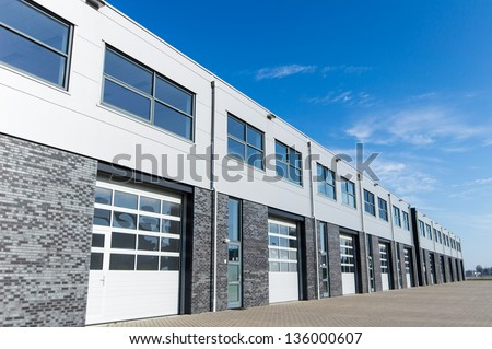 Warehouse Exterior Stock Images Royalty Free Images Vectors Shutterstock