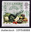 UNITED KINGDOM - CIRCA 1989: A stamp printed in Great Britain shows Food and Farming Year 1989, circa 1989. - stock photo