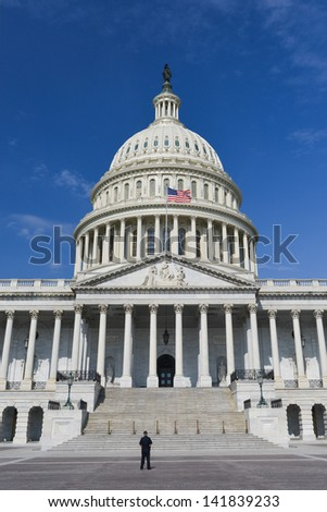 United States Capitol Building, Washington DC - United States