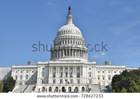 United States Capitol (District of Columbia, USA)