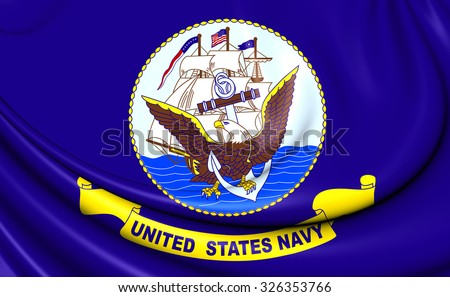 united states navy 3 d flag closeのイラスト素材 326353766 shutterstock