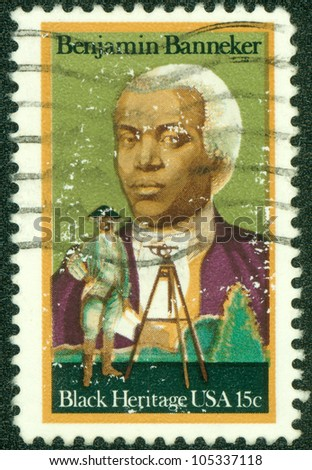 Banneker, Benjamin and Jefferson, Thomas