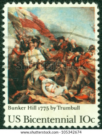 An analysis of the battle of bunker hill in united states