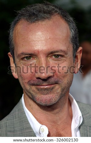 "UNIVERSAL CITY, CALIFORNIA. August 2, 2005. Director Iain Softley attends the ""The Skeleton Key"" Los Angeles Premiere at the Universal Studios Cinema in Hollywood, California ."