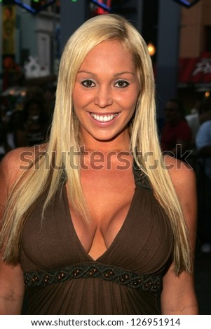 """UNIVERSAL CITY - JULY 19: Mary Carey at the Premiere Screening of """"Light Years Away"""" at Universal City Walk Cinemas July 19, 2006 in Universal City, CA - stock photo"""