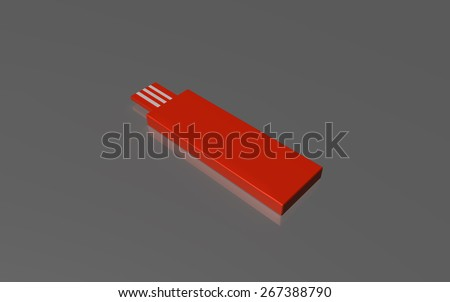Universal Serial Bus Accessories - stock photo