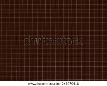 University notebook background texture grid - classic - stock photo