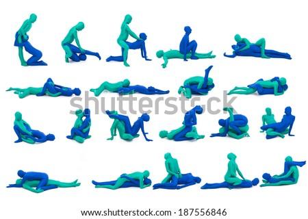 Illustration of people having sex