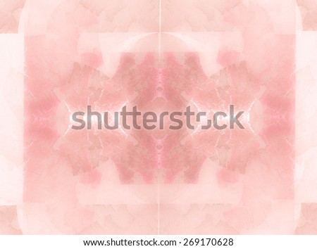"Unusual abstract background in pastel tones with highly diffuse texture. Similar to frosted glass, there are ""grainy"" and blur - stock photo"