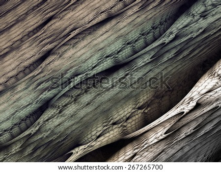 Unusual abstract background similar to snake skin