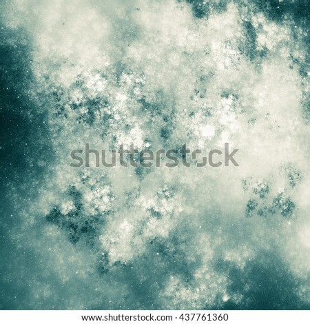 """Unusual retro abstraction . Enough color faded, vintage scale. Image with little effect """"haze"""", """"grain"""", slightly blurred. Texture abstraction is a pattern with a metallic sheen . - stock photo"""