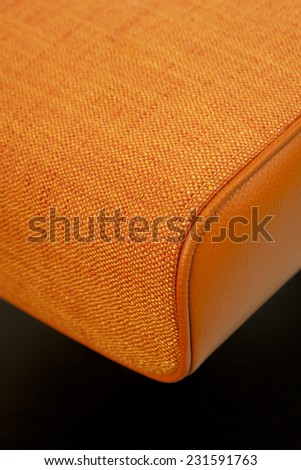upholstered furniture - detail