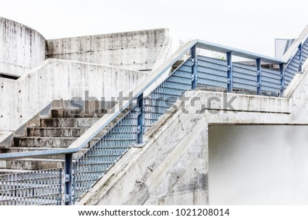 outdoor spiral stair stock images royalty free images vectors