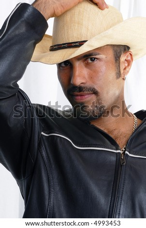 Urban Cowboy - stock photo
