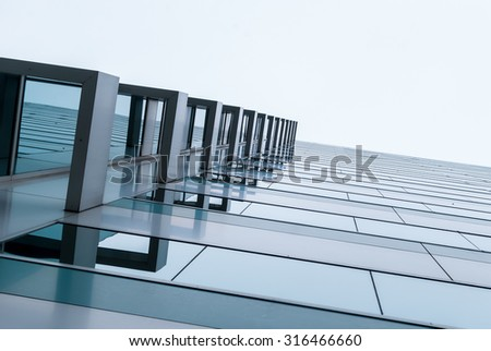 Modern Architecture Glass architectural design stock images, royalty-free images & vectors