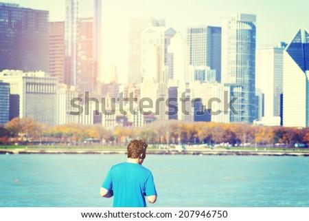Urban Life - stock photo
