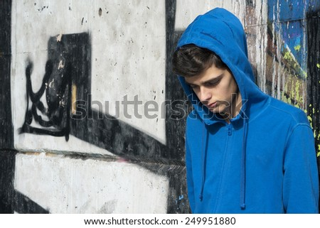 urban young - stock photo