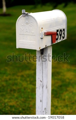 Us Mailbox Stock Photos, Royalty-Free Images & Vectors - Shutterstock