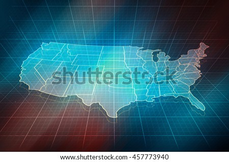 Outline Map Of Us Globalinterco - Owl and mouse us map