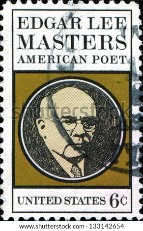 a biography of edgar lee masters an american poet Edgar lee masters: edgar lee masters, american poet and novelist, best known as the author of spoon river anthology (1915) masters grew up on his grandfather's farm near new salem, ill.