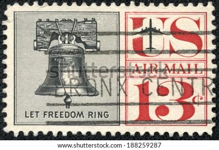 Let Freedom Ring Usa Logo