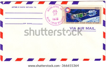 apollo soyuz space test project stamp - photo #25