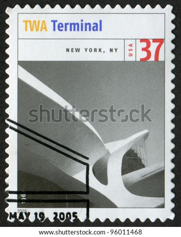 Trans world airlines stock photos royalty free images for New york state architect stamp