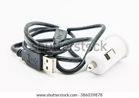 USB cable for mobile phone