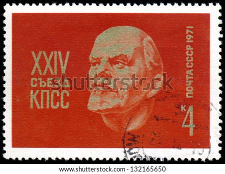 USSR - Circa 1965: A stamp printed in the USSR shows second war
