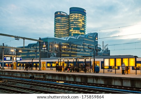 Utrecht stock photos images pictures shutterstock - Utrecht university international office ...