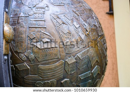 Uzhhorod Stock Images RoyaltyFree Images Vectors Shutterstock - Uzhhorod map