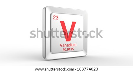 V symbol 23 material vanadium chemical stock illustration 183774023 v symbol 23 material for vanadium chemical element of the periodic table urtaz Image collections