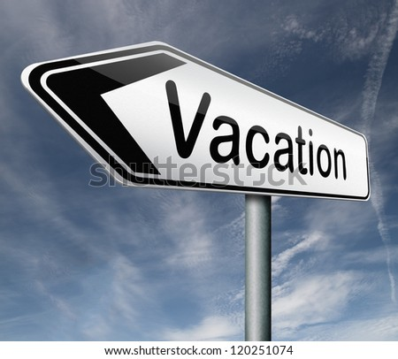 vacation or a holiday enjoy life and travel the world vacation button vacation icon