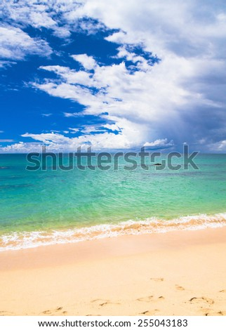 Vacation Wallpaper Sunshine Surf
