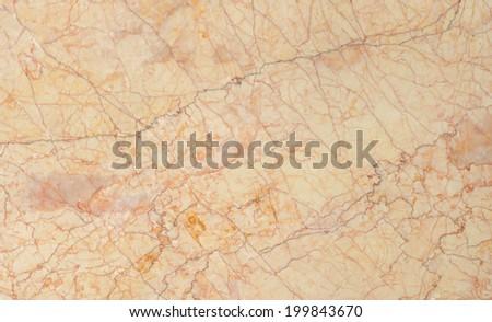 Valencia Crema, Veining Marble Texture, Slab Sunday Flaming Pattern, Spain - stock photo