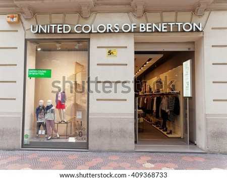 united colors of benetton stock images royalty free