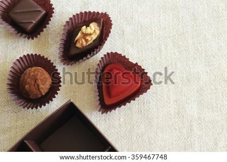 Valentine sô cô la