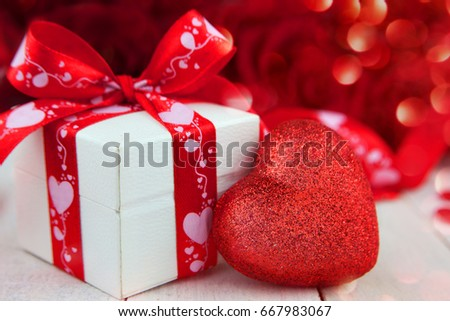 Valentine gift stock images royalty free images vectors valentine gift negle Image collections