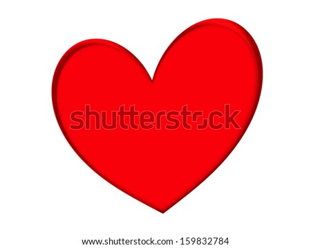Valentine Heart Stock Images, Royalty-Free Images & Vectors ...