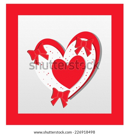 Valentine Heart -   - stock photo