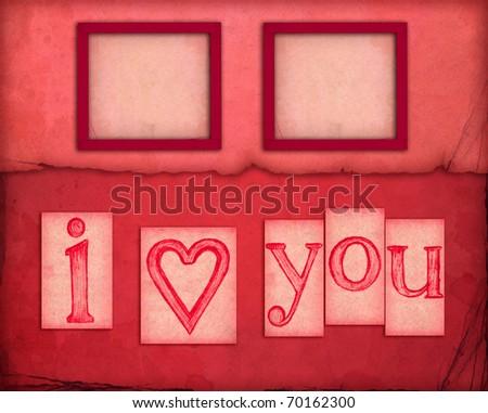 valentines frames - Valentines Picture Frames