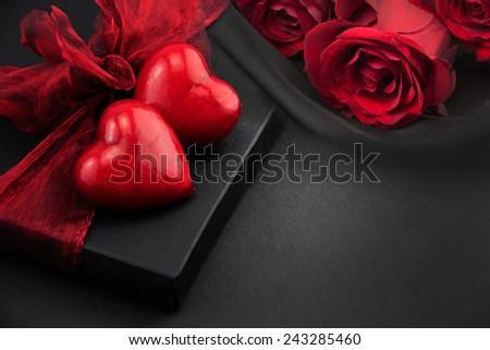 Valentines day. - stock photo