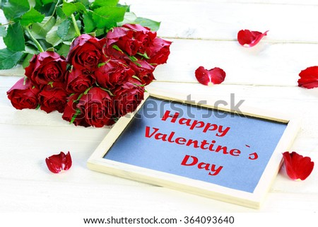 valentines day  - stock photo