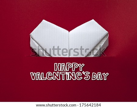 valentines day postcard, Heart, love, love you, I love you, happy valentines day postcard - stock photo