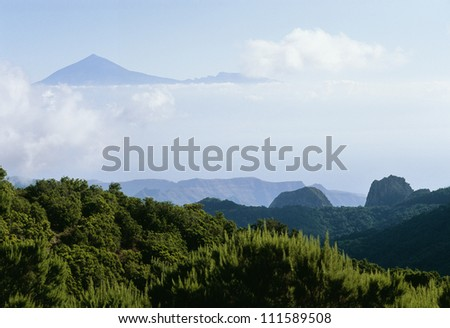 Vallehermoso, La Gomera, Spain