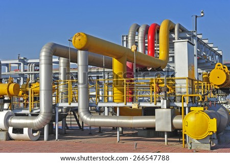 Valves and piping