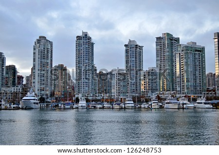 Vancouver Bay