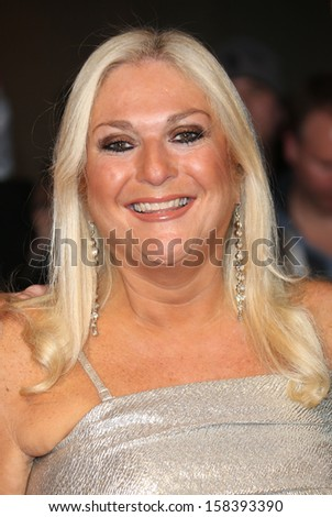Vanessa Feltz at The Pride of Britain Awards 2013 - Arrivals London. 07/10/2013
