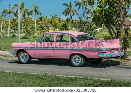 Havana Cuba January Old Stock Photo Shutterstock