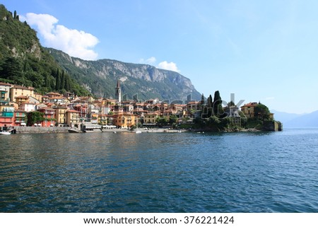 Varenna at Lake Como